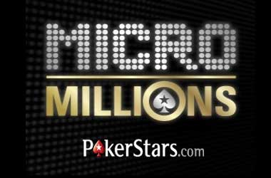 Pokerstars MicroMillions Tournament